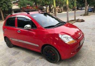 Bán xe cũ Chevrolet Spark đời 2012, màu đỏ giá 115 triệu tại Nghệ An