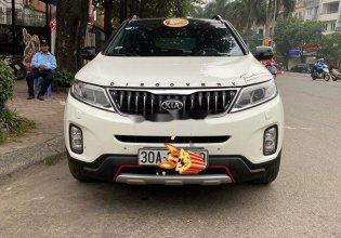 Bán xe cũ Kia Sorento 2014, màu trắng giá 670 triệu tại Hà Nội