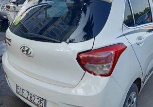 Cần bán Hyundai Grand i10 đời 2016, màu trắng, nhập khẩu giá 270 triệu tại Long An