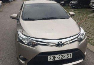 Cần bán Toyota Vios đời 2018 xe nguyên bản giá 540 triệu tại Hà Nội