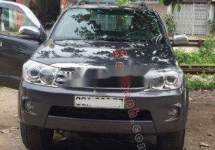 Cần bán gấp Toyota Fortuner đời 2009, màu xám xe nguyên bản giá 525 triệu tại Bắc Giang