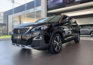 Bán Peugeot 5008 sản xuất 2019, màu đen, giá tốt giá 1 tỷ 301 tr tại Tp.HCM