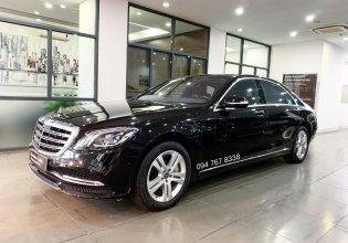 Bán ô tô Mercedes S450L đời 2019, màu đen giá 3 tỷ 580 tr tại Hà Nội