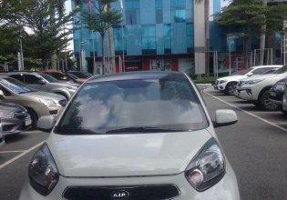 Bán xe Kia Morning 2015, màu trắng, nguyên bản giá 230 triệu tại Tp.HCM