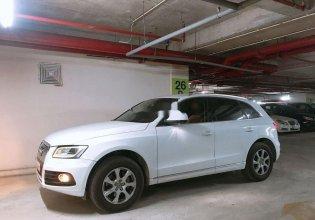 Bán Audi Q5 năm sản xuất 2013, màu trắng xe nguyên bản giá 1 tỷ 100 tr tại Hà Nội