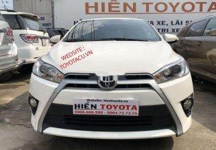 Bán Toyota Yaris sản xuất năm 2017, xe nhập chính hãng giá 580 triệu tại Tp.HCM