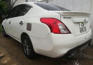 Cần bán Nissan Sunny đời 2013, màu trắng, xe nhập chính hãng giá 268 triệu tại Đà Nẵng