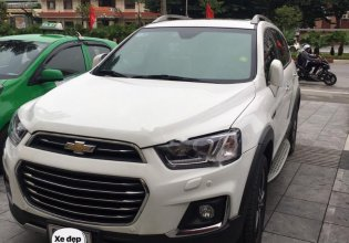 Bán Chevrolet Captiva Revv LTZ 2.4 AT sản xuất năm 2016, màu trắng giá 595 triệu tại Quảng Ninh