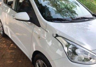 Cần bán gấp Hyundai Grand i10 đời 2015, màu trắng, xe nhập xe gia đình giá 240 triệu tại Đắk Lắk