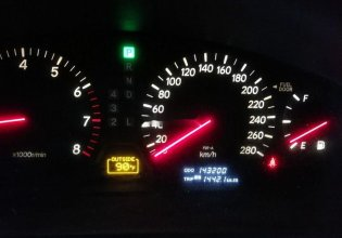 Bán Lexus LS sản xuất 2002, xe nhập, chính hãng giá 375 triệu tại Tp.HCM