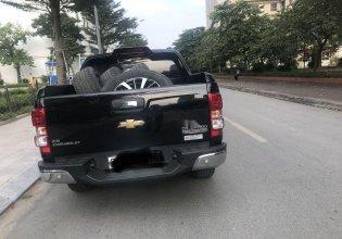 Cần bán xe Chevrolet Colorado năm sản xuất 2017, màu đen, nhập khẩu nguyên chiếc chính chủ giá 600 triệu tại Bắc Giang