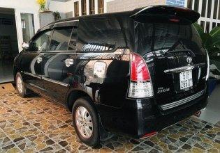 Bán Toyota Innova 2009 sản xuất 2009, màu đen xe nguyên bản giá 410 triệu tại Tp.HCM