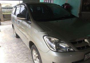 Cần bán xe Toyota Innova G đời 2007 giá 300 triệu tại Hà Tĩnh