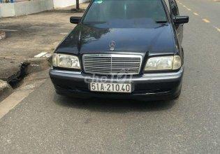 Bán Mercedes đời 2000, màu đen xe nguyên bản giá 125 triệu tại Tp.HCM