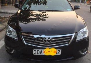 Bán Toyota Camry 2.0E sản xuất 2009, màu đen, xe nhập  giá 465 triệu tại Thái Bình