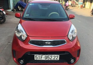 Bán ô tô Kia Morning Si AT sản xuất 2016, màu đỏ xe gia đình giá 327 triệu tại Tp.HCM