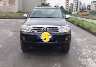 Bán Toyota Fortuner sản xuất  2011, màu đen, giá tốt giá 615 triệu tại Hà Nội