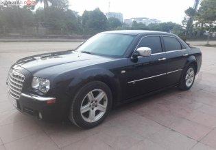 Bán Chrysler 300C năm sản xuất 2008, màu đen, nhập khẩu giá 615 triệu tại Hà Nội