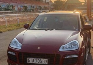 Bán Porsche Cayenne GTS 2009, màu đỏ, xe nhập giá 1 tỷ 268 tr tại Tp.HCM