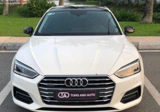 Xe Audi A5 năm sản xuất 2017, màu trắng, nhập khẩu chính hãng giá 2 tỷ 99 tr tại Hà Nội