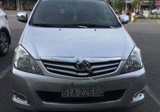 Cần bán xe Toyota Innova năm 2011, màu bạc còn mới giá 395 triệu tại Tp.HCM