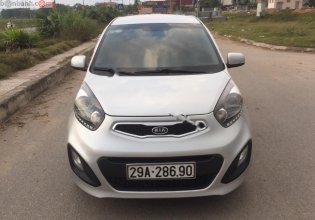 Cần bán lại xe Kia Morning 2011, màu bạc, nhập khẩu   giá 268 triệu tại Hà Nội