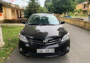 Bán Toyota Corolla XLi 1.6 đời 2010, màu đen, nhập khẩu nguyên chiếc như mới, giá chỉ 475 triệu giá 475 triệu tại Hà Nội