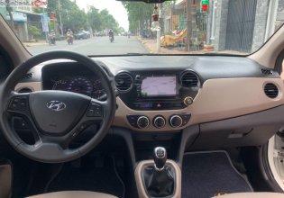 Xe Hyundai Grand i10 sản xuất 2016, màu trắng, nhập khẩu nguyên chiếc, giá 345tr giá 345 triệu tại Bình Định