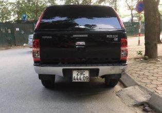 Bán Toyota Hilux 2014, màu đen, nhập khẩu nguyên chiếc, 718tr giá 718 triệu tại Hà Nội