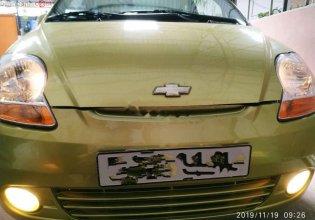 Cần bán xe Chevrolet Spark đời 2009, màu xanh lục, số sàn giá 108 triệu tại Cần Thơ