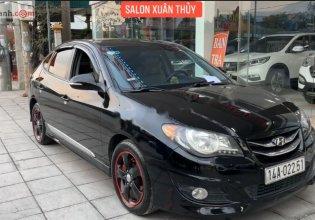 Bán Hyundai Avante 2.0 AT sản xuất năm 2011, màu đen, số tự động  giá 335 triệu tại Quảng Ninh