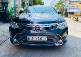 Bán xe Toyota Camry 2.5G đời 2015, màu đen số tự động giá 800 triệu tại Tp.HCM