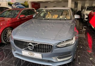 Cần bán xe Volvo S90 2017, màu xanh lam, xe nhập chính hãng giá 2 tỷ 450 tr tại Hà Nội