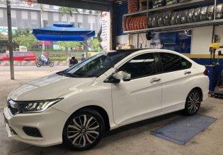 Bán Honda City 1.5top sản xuất năm 2017, màu trắng giá cạnh tranh giá 548 triệu tại Tp.HCM