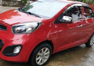 Bán xe Kia Morning 1.2 MT 2011, màu đỏ, nhập khẩu giá 230 triệu tại Phú Thọ