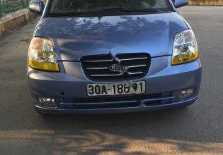 Bán Kia Morning sản xuất 2008, màu xanh lam, nhập khẩu, chính chủ giá 118 triệu tại Hà Nội