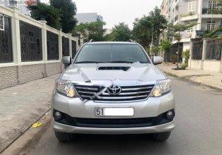 Cần bán xe Toyota Fortuner năm 2015, màu bạc, số sàn giá 775 triệu tại Tp.HCM