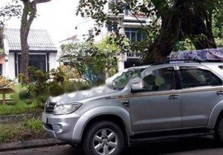 Bán Toyota Fortuner 2.5G sản xuất năm 2009, màu bạc, chính chủ giá 520 triệu tại Quảng Nam