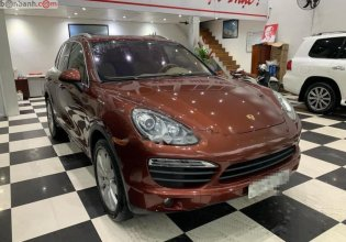 Bán Porsche Cayenne S 2010, màu nâu, nhập khẩu  giá 1 tỷ 768 tr tại Hà Nội