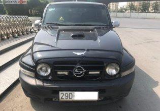 Cần bán lại xe Ssangyong Korando đời 2004, màu đen, nhập khẩu nguyên chiếc chính hãng giá 195 triệu tại Hà Nội