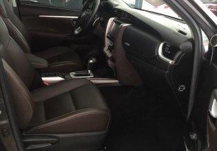 Bán ô tô Toyota Fortuner đời 2017, màu đen, nhập khẩu, giá tốt giá 980 triệu tại BR-Vũng Tàu