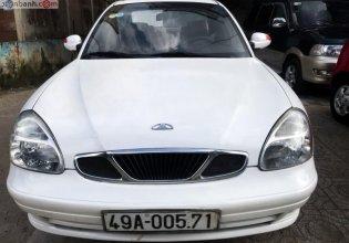 Bán ô tô Daewoo Nubira đời 2002, màu trắng giá cả hợp lý giá 95 triệu tại Lâm Đồng