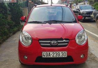 Cần bán xe Kia Morning EX năm sản xuất 2010, màu đỏ còn mới, 195 triệu giá 195 triệu tại Lâm Đồng