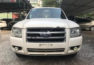 Bán Ford Ranger XL 4x4 MT sản xuất năm 2008, màu trắng, số sàn giá 235 triệu tại Hà Nội