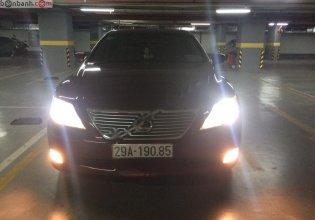 Bán Lexus LS 2007, màu đỏ, nhập khẩu chính hãng giá 850 triệu tại Hà Nội