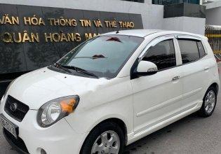 Bán ô tô Kia Morning SLX 1.0 AT năm 2008, màu trắng, xe nhập chính chủ, giá chỉ 193 triệu giá 193 triệu tại Hà Nội