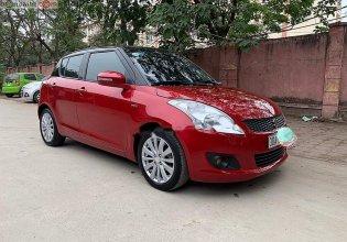 Bán xe Suzuki Swift 1.4 AT sản xuất 2015, màu đỏ giá 415 triệu tại Hà Nội