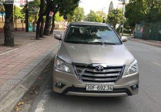 Bán xe Toyota Innova 2.0V đời 2014, giá tốt giá 520 triệu tại Hà Nội