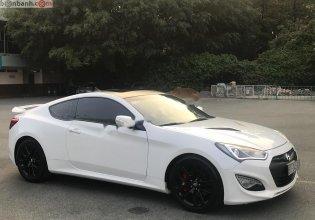 Cần bán lại xe Hyundai Genesis sản xuất năm 2012, màu trắng, xe nhập giá 720 triệu tại Tp.HCM