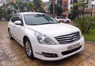 Bán Nissan Teana 2.0 năm 2010, màu trắng, xe nhập ít sử dụng giá cạnh tranh giá 415 triệu tại Hà Nội